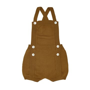 FUB Baby Overall Body, sienna