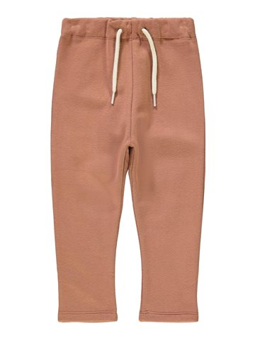 Lil' Atelier Selma Antifit Sweat Pant Carob Brown