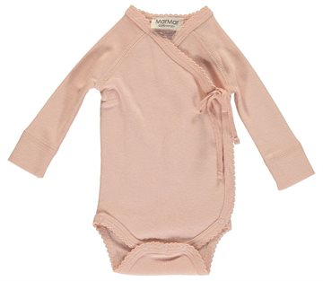 MarMar body Belita rosa - wrapover body