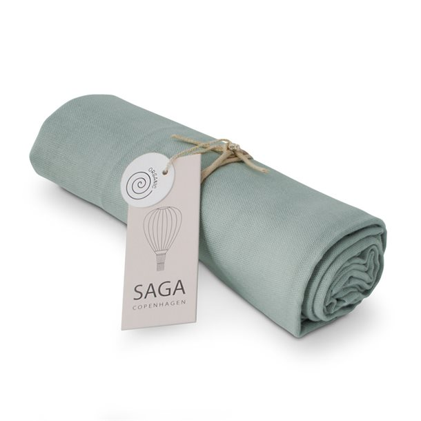 Saga Copenhagen stofble Dusty Green