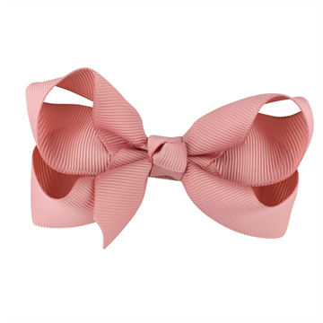Bow's By Stær Sløjfe Antique Rose - fin sløjfe i rosa